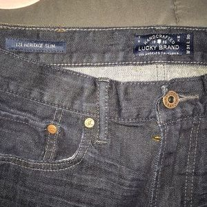 Lucky Brand Jeans - Lucky brand 121 heritage slim jeans 31/30